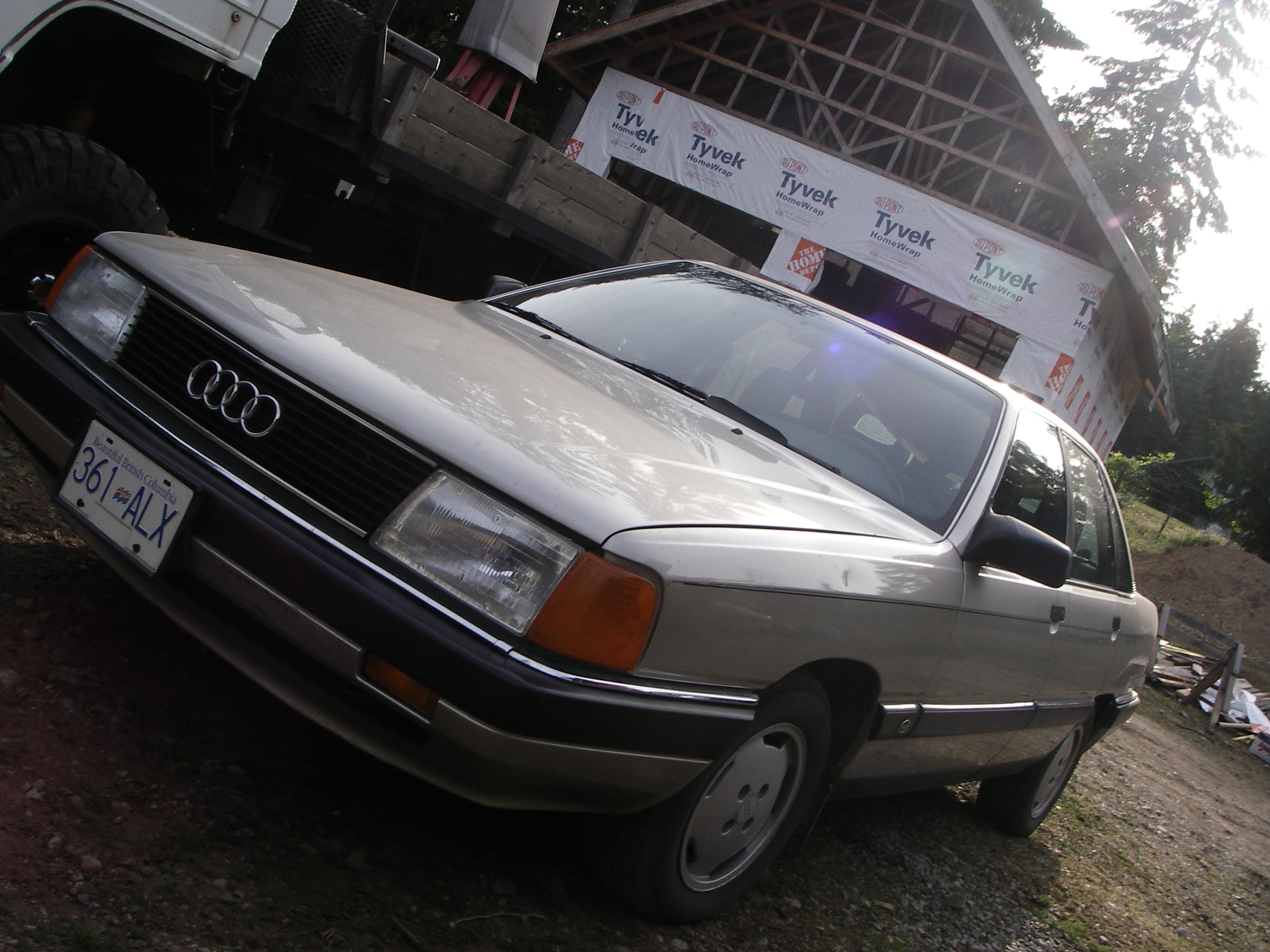 Another cabsover78 1985 Audi 100 post... - 13323804