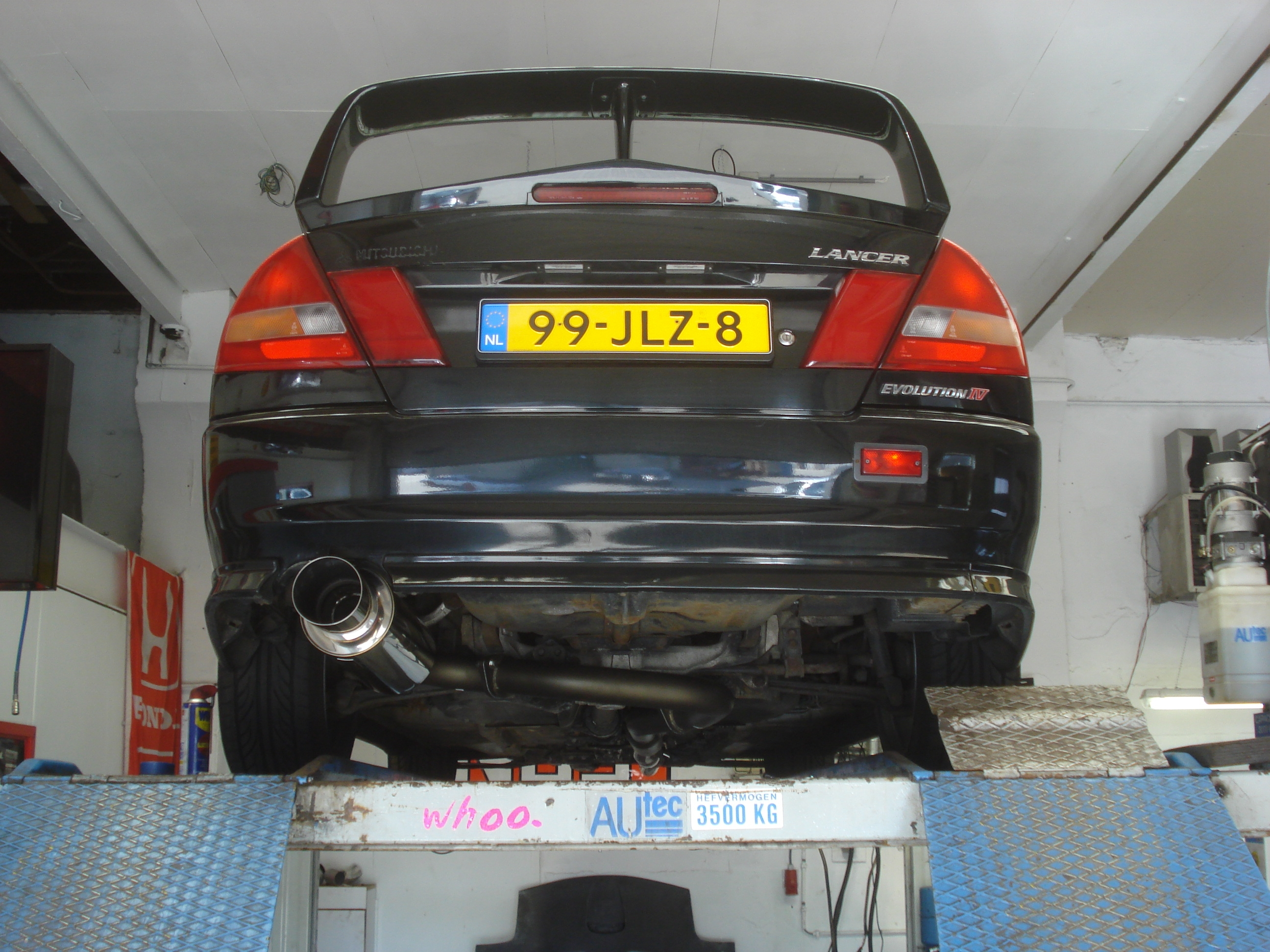 Another Almerevtec 1996 Mitsubishi Lancer post... - 13326648