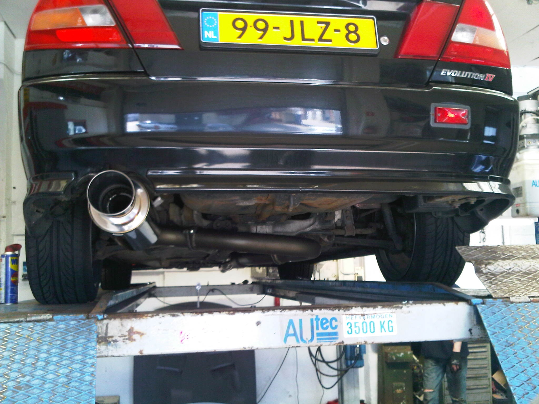 Another Almerevtec 1996 Mitsubishi Lancer post... - 13326649