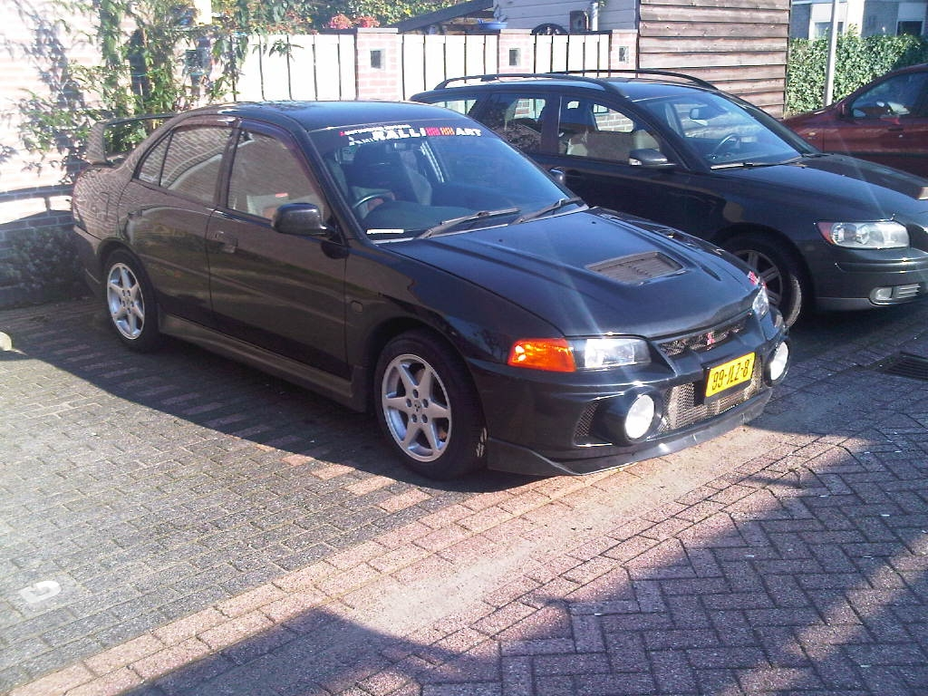 Another Almerevtec 1996 Mitsubishi Lancer post... - 13326650
