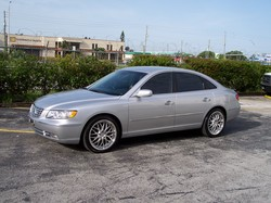 01518s 2007 Hyundai Azera