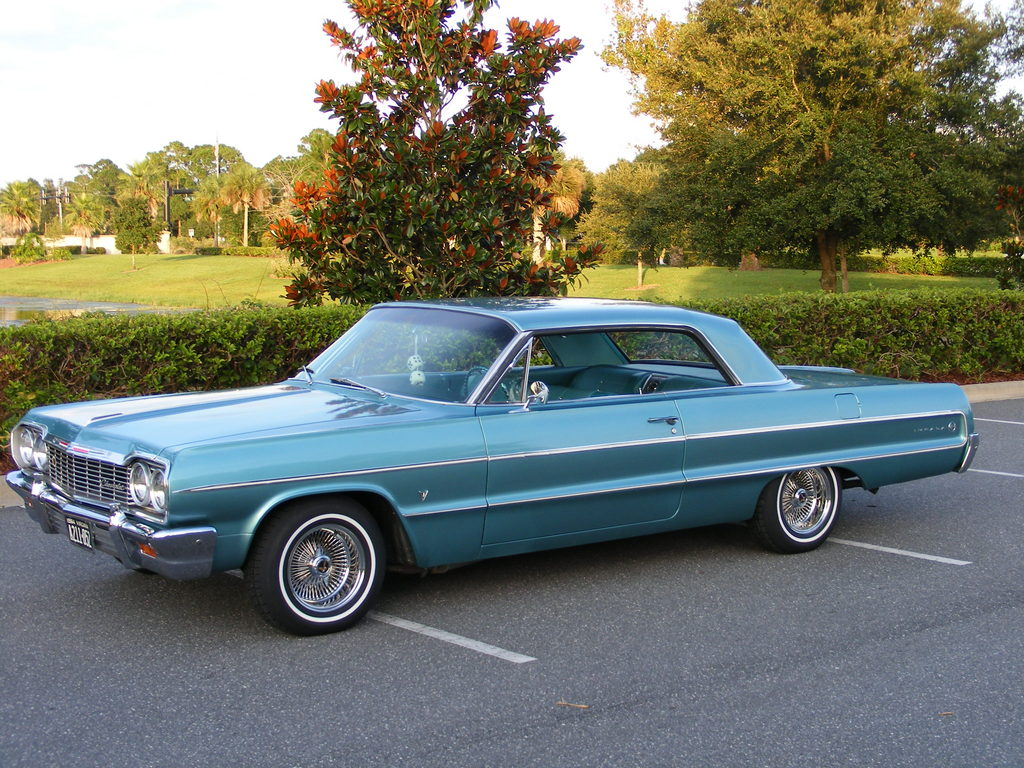 butthouse64's 1964 Chevrolet Impala