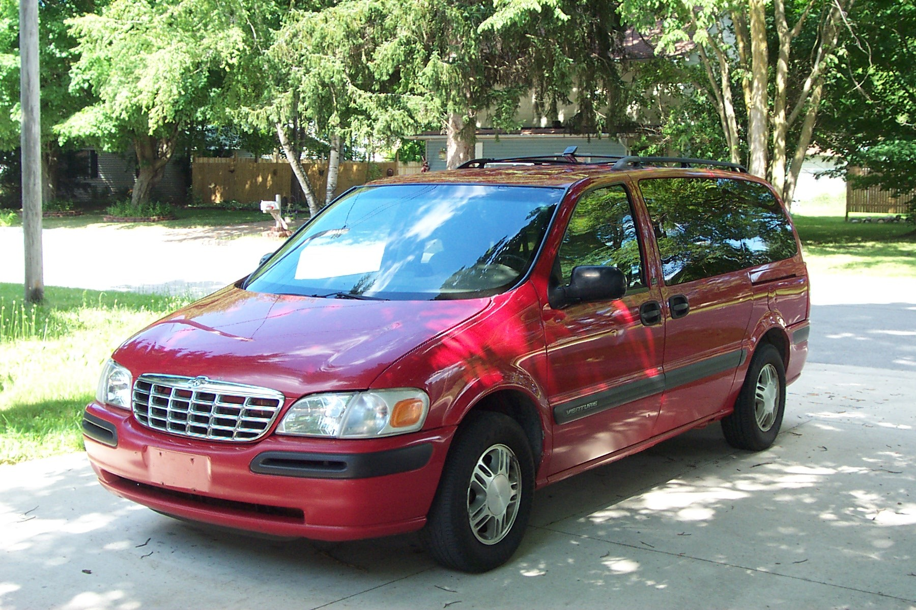tattooingfreak 1998 Chevrolet VentureMinivan Specs, Photos ...
