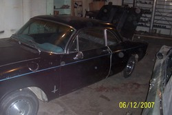 Sittinon52s 1963 Chevrolet Corvair