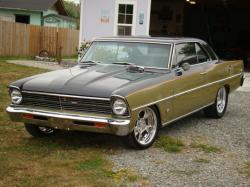 67hotrodders 1967 Chevrolet Chevy II