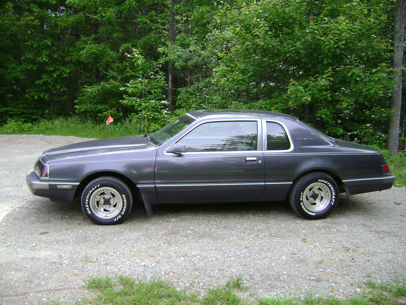 Justanothrmainer 1984 Ford Thunderbird Specs  Photos  Modification Info At Cardomain