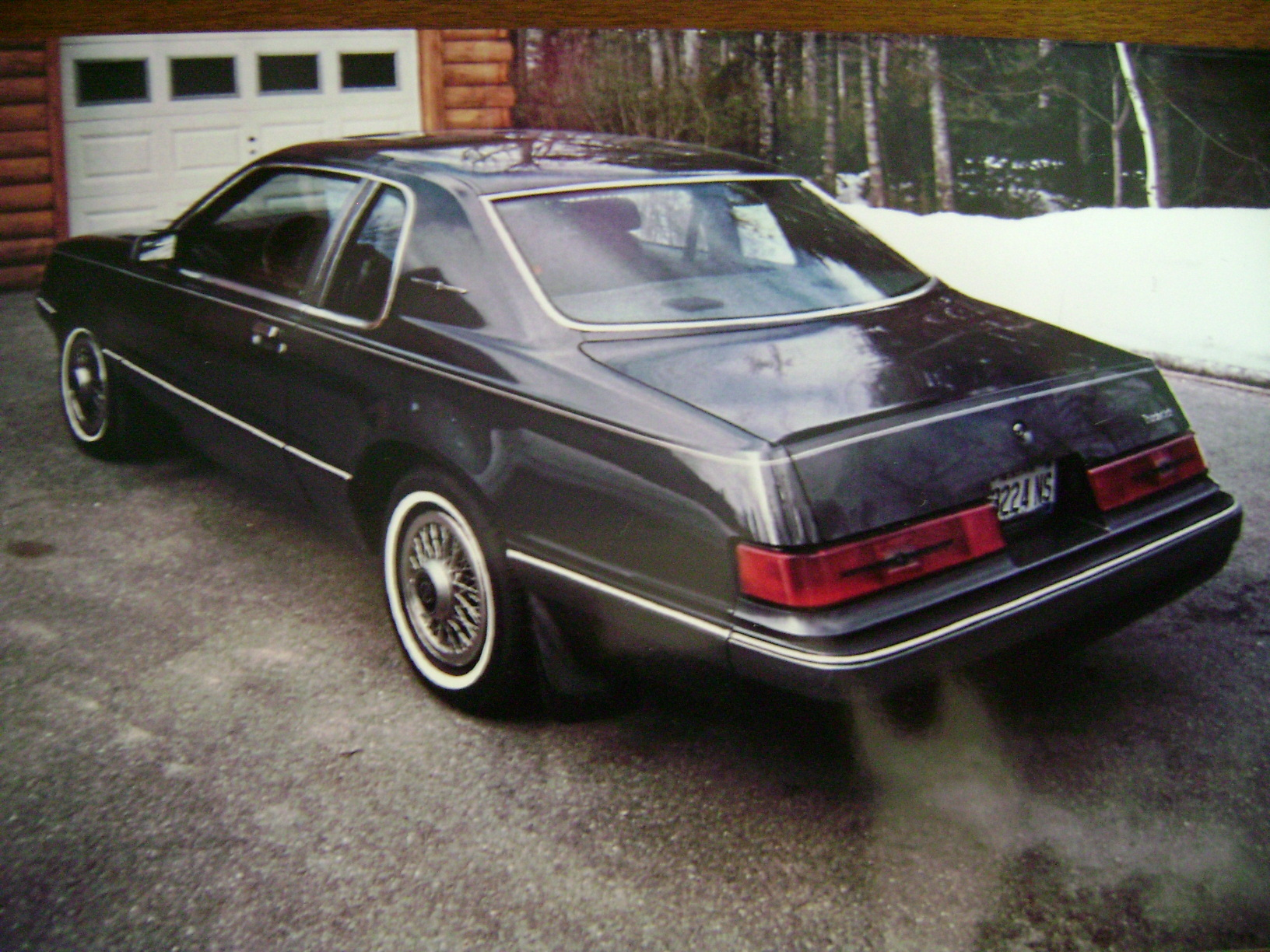 Justanothrmainer 1984 Ford Thunderbird Specs Photos