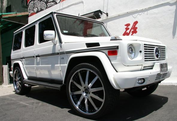 xgz upx 2008 mercedes benz g class specs photos. Black Bedroom Furniture Sets. Home Design Ideas