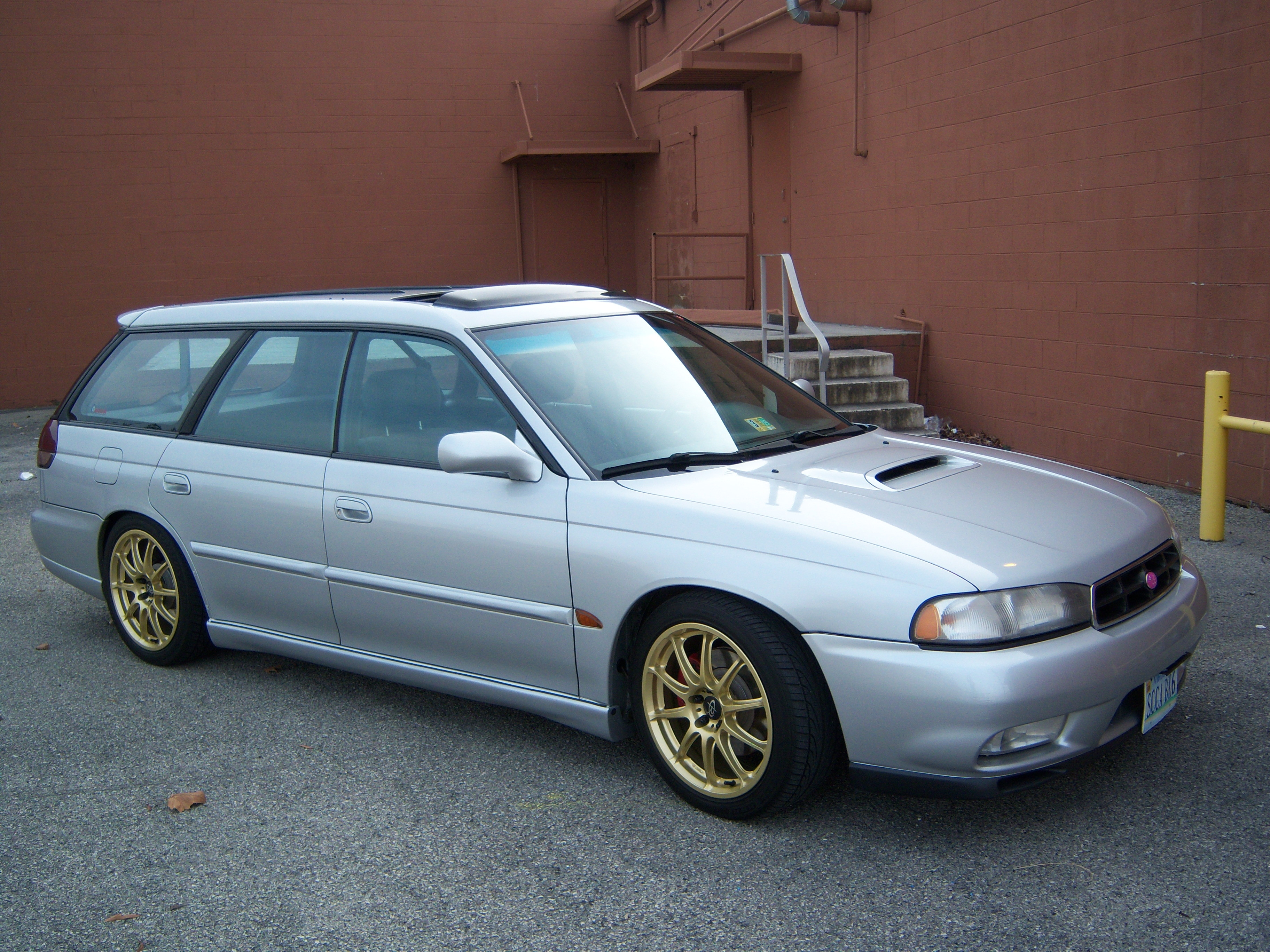 Another VaTECh_Si 1997 Subaru Legacy post... - 13333863