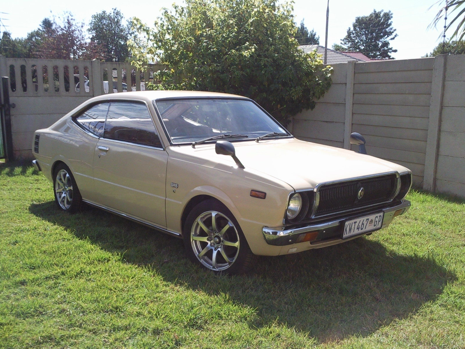 DonasSR5 1976 Toyota Corolla Specs, Photos, Modification ...