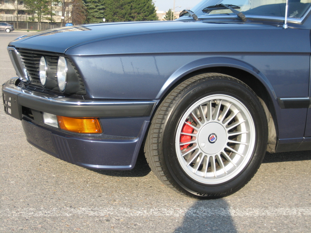 ALPINAMAN's 1983 BMW 5 Series