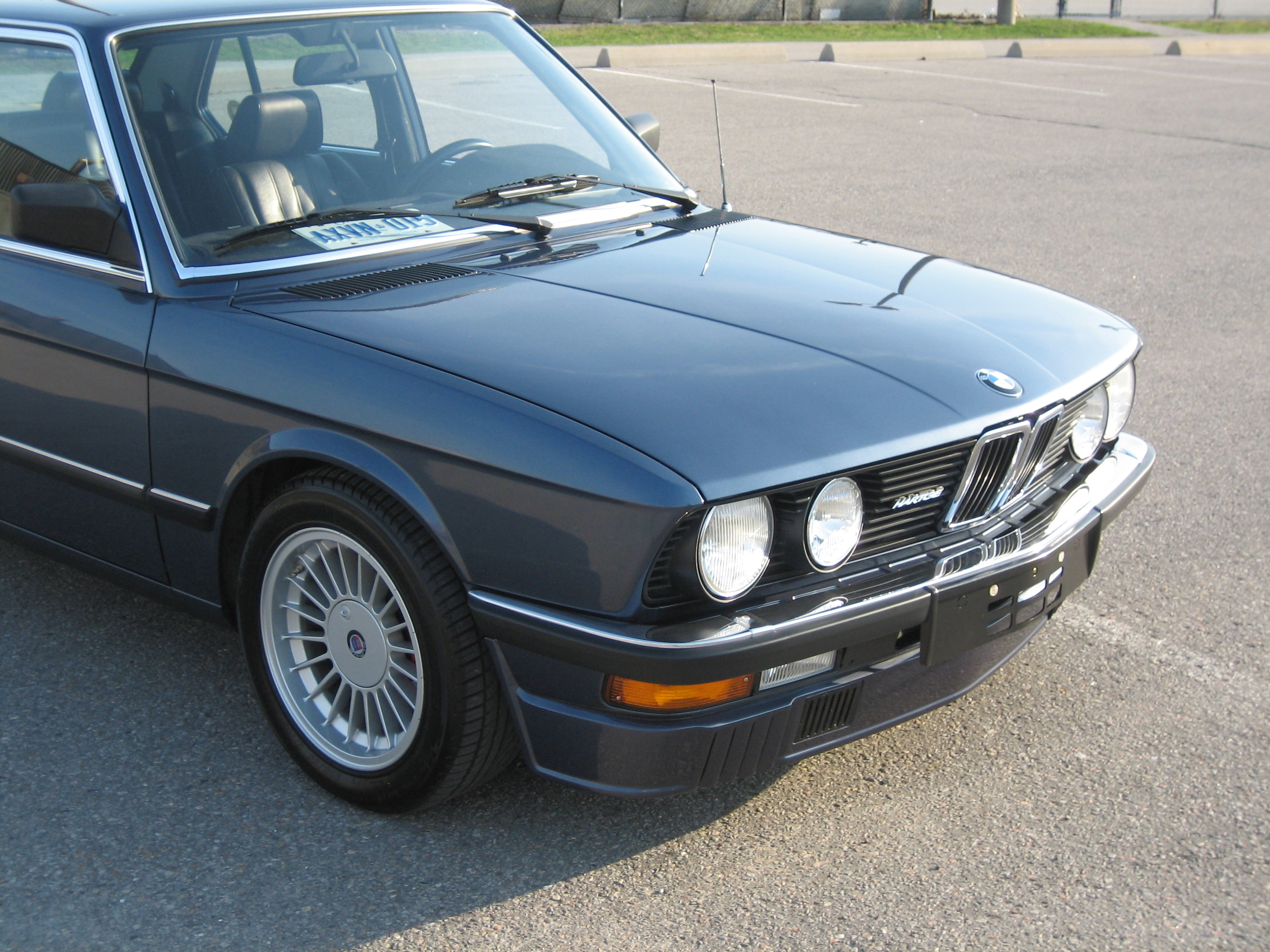 ALPINAMAN 1983 BMW 5 Series 18850686