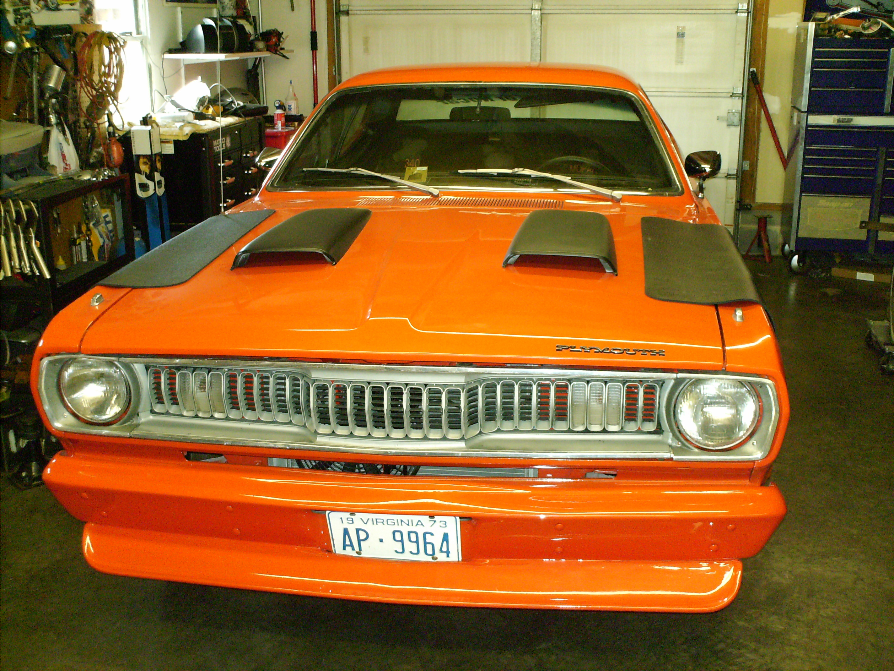 Another moparneonguy 1973 Plymouth Duster post... - 13336190