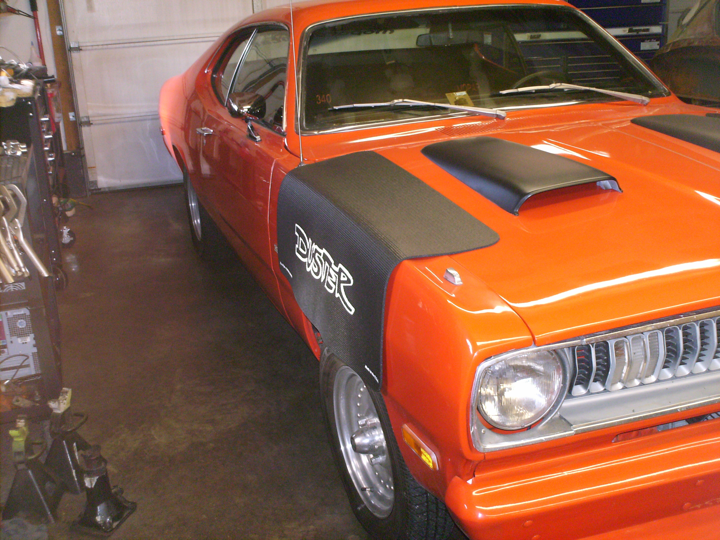 Another moparneonguy 1973 Plymouth Duster post... - 13336191