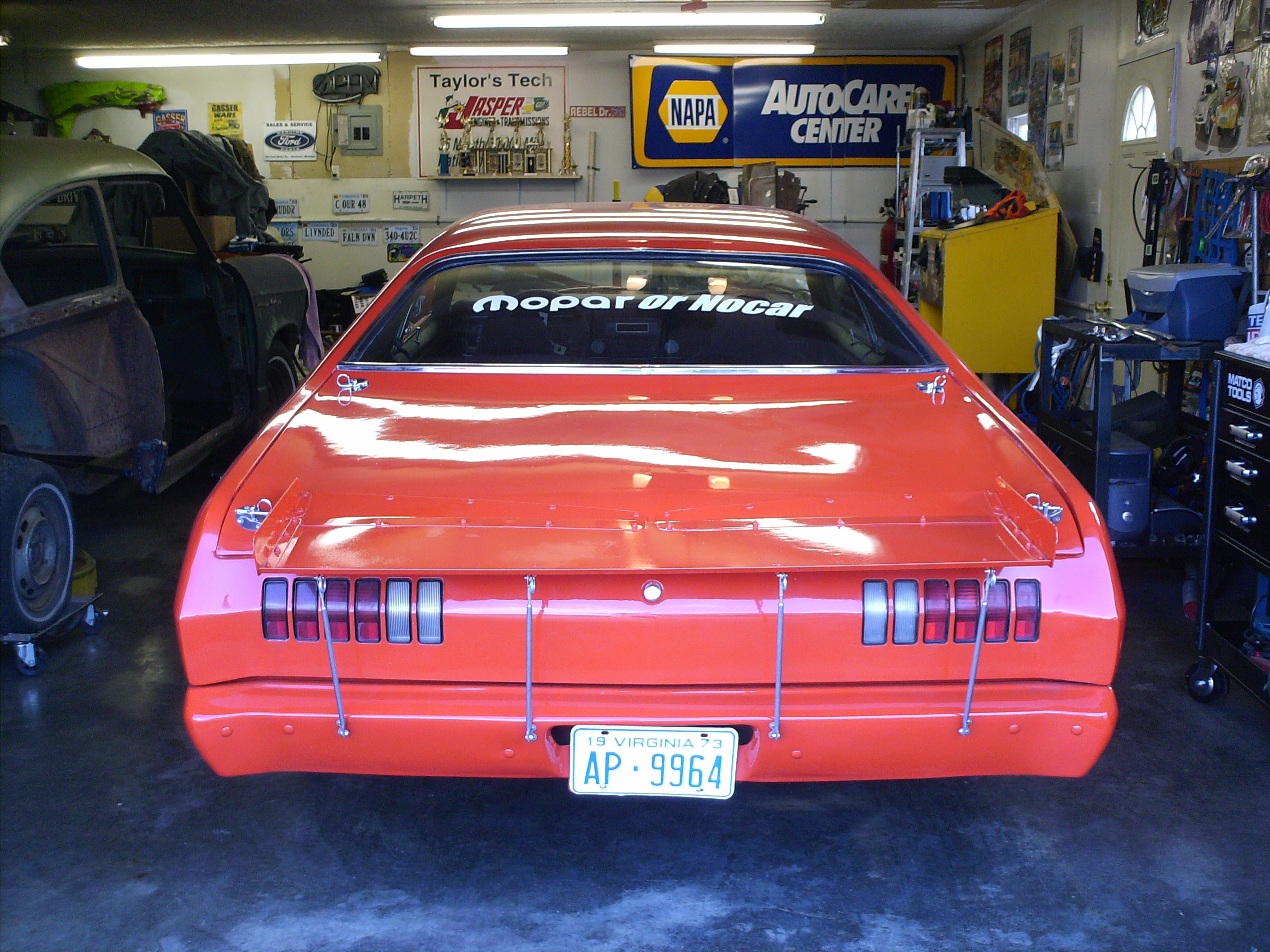 Another moparneonguy 1973 Plymouth Duster post... - 13336192