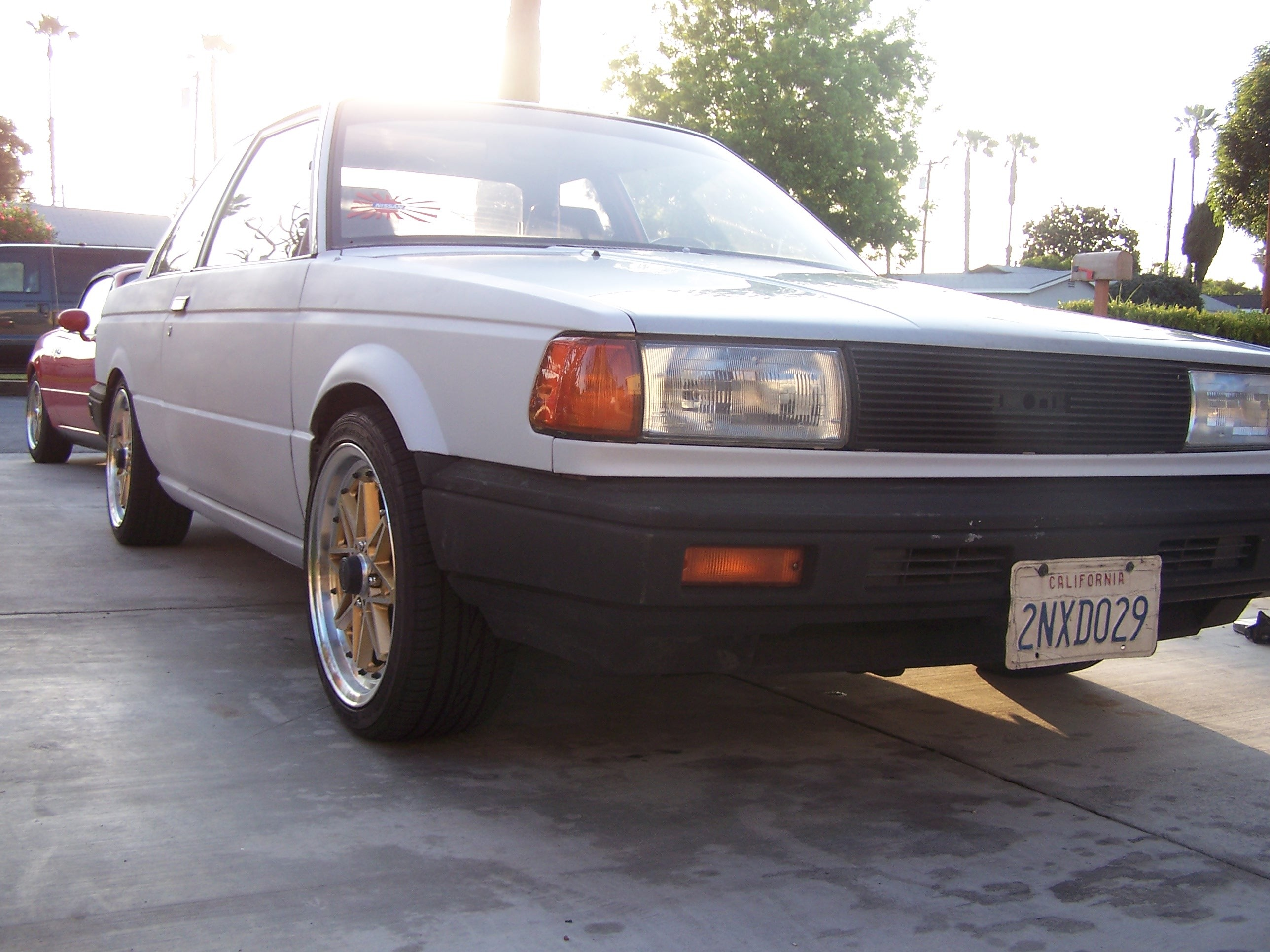 na-user 1989 Nissan Sentra Specs, Photos, Modification ...