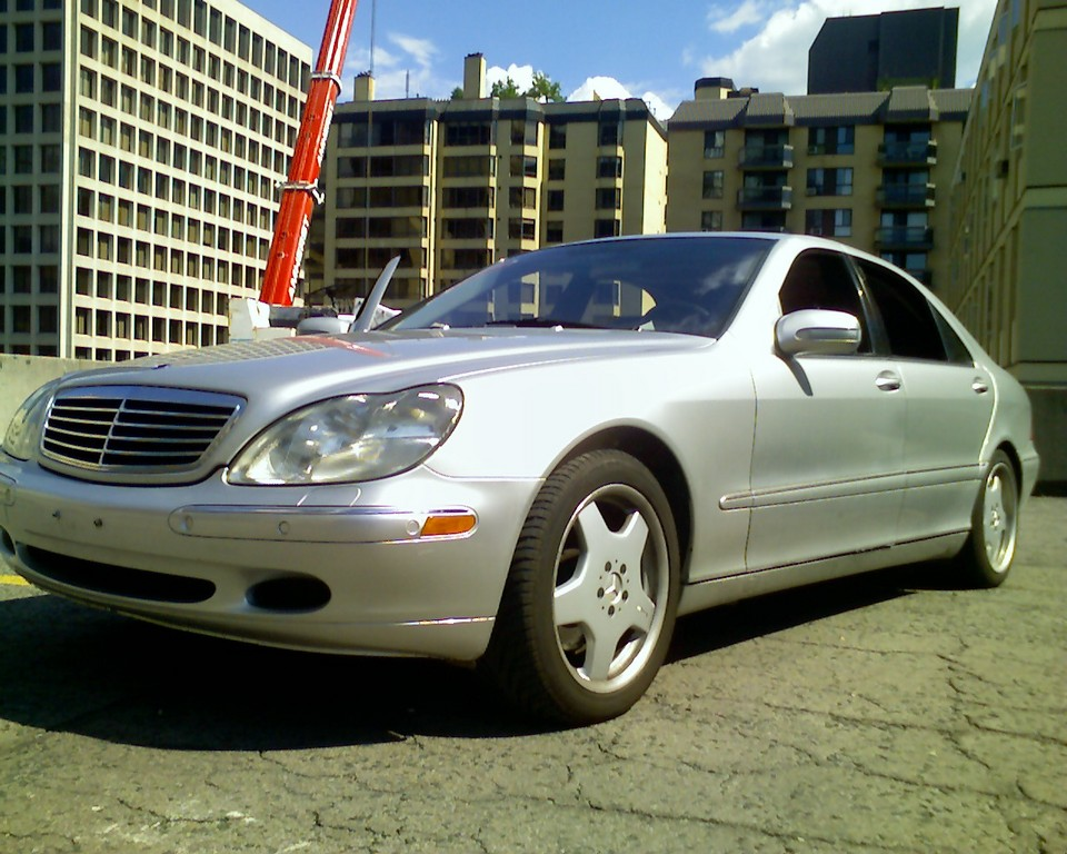 Another albania fier 2001 mercedes benz s class post for Mercedes benz s class 2001