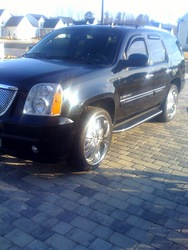xtremewhipss 2007 GMC Yukon Denali
