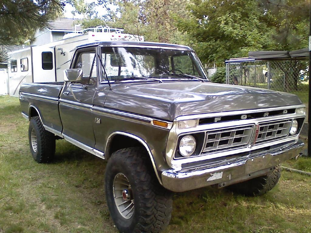 1975 ford trucks viewing gallery