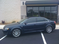 BlueWolf7 2005 Audi A4