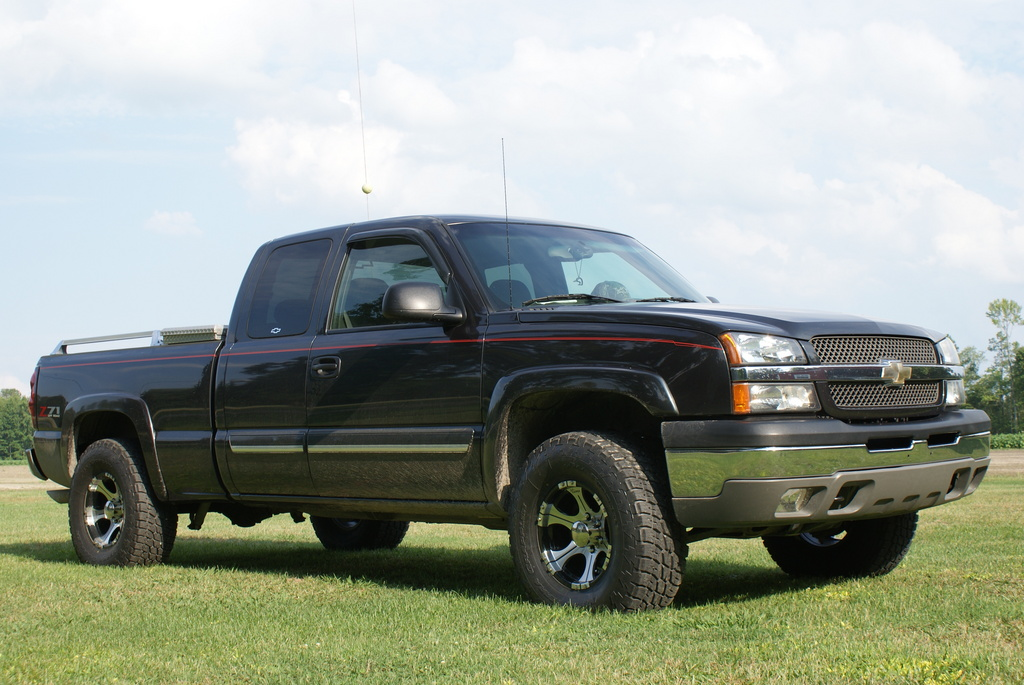 04ncz71 2004 chevrolet silverado 1500 extended cab specs. Black Bedroom Furniture Sets. Home Design Ideas