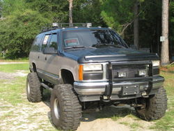 frank_24s 1993 GMC Suburban 1500