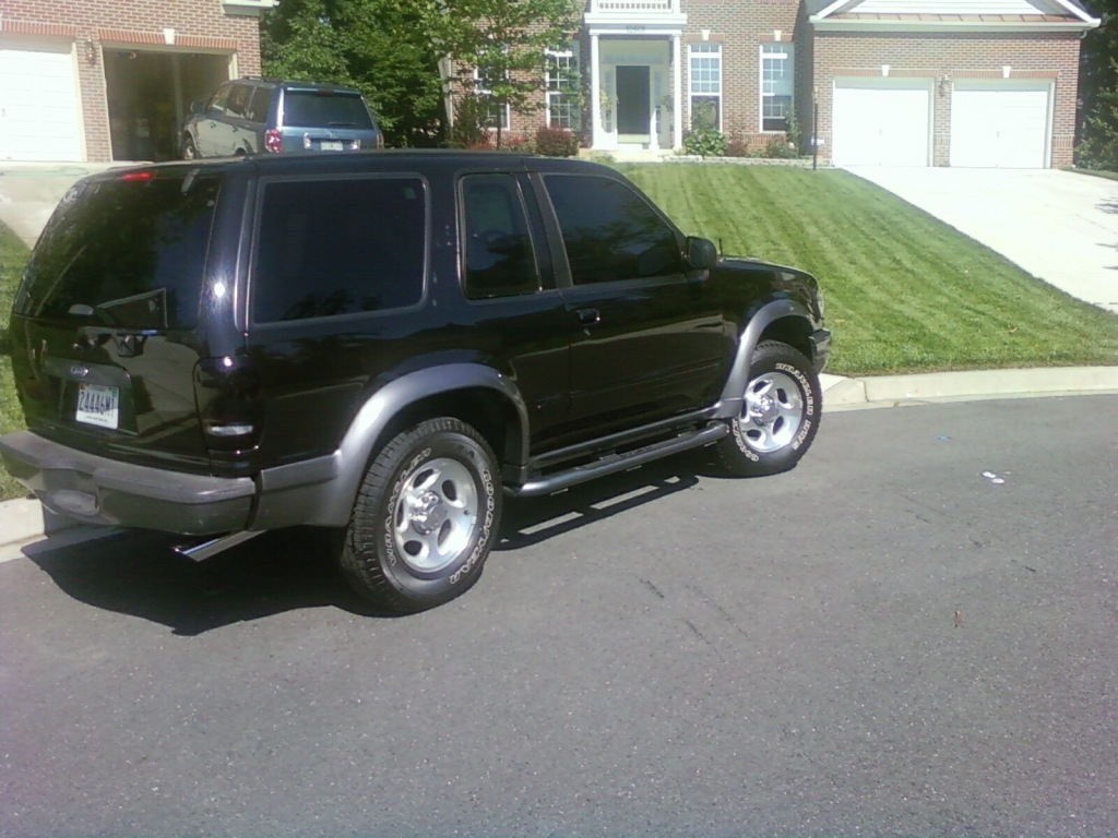 Ohioplaya32 1999 Ford Explorer Sport Specs Photos Modification Info At Cardomain