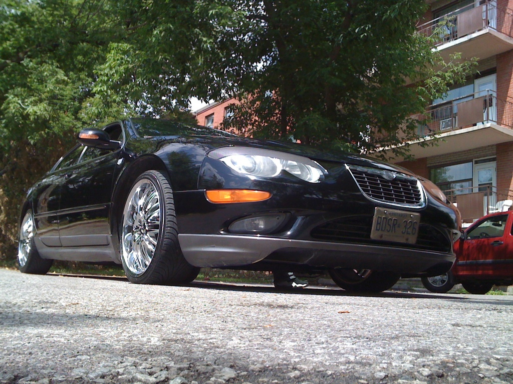 vorobi 2002 chrysler 300m specs photos modification info at cardomain. Black Bedroom Furniture Sets. Home Design Ideas