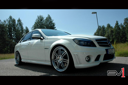 TeamSV1Forgeds 2009 Mercedes-Benz C-Class
