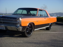 PumpkinFURY 1967 Plymouth Fury III