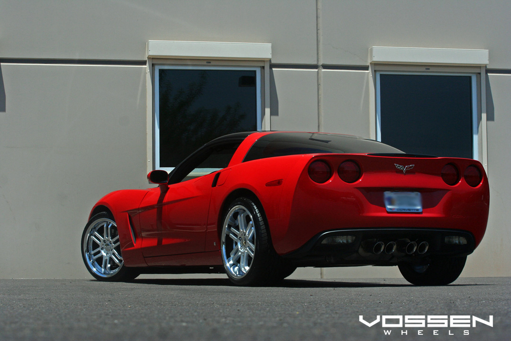 Another Vossen 2008 Chevrolet Corvette post... - 13338432