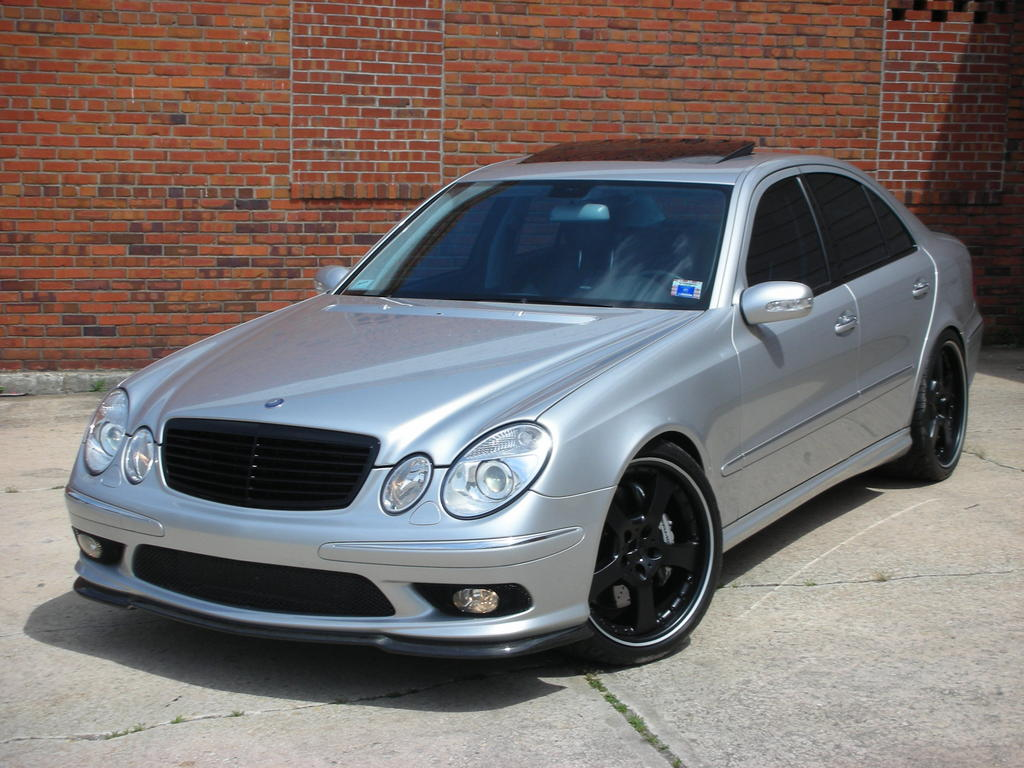 Mtterk22 2005 mercedes benz e class specs photos for Mercedes benz 2005 e class