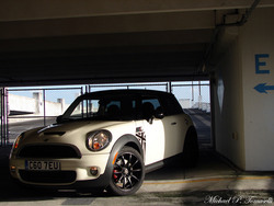 100-PercentJuices 2009 MINI Cooper