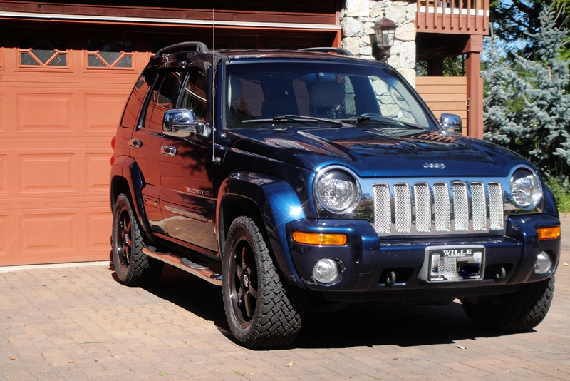 Amsterg 2002 Jeep Liberty Specs Photos Modification Info At