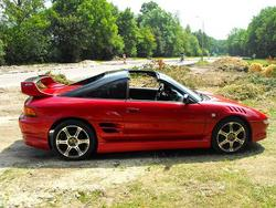 Pomelos 1990 Toyota MR2