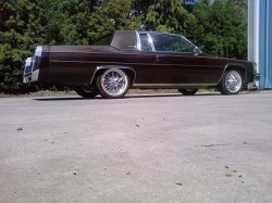 dwnsouth985 1980 Cadillac DeVille