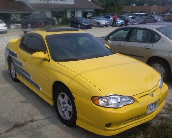Another missys_ss 2003 Chevrolet Monte Carlo post... - 13342005