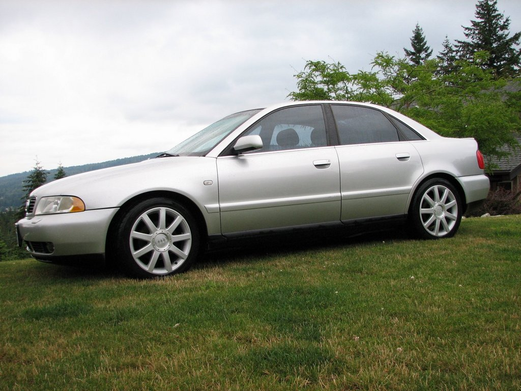 Markcm 1999 Audi A4 Specs Photos Modification Info At