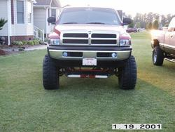 Redneck981500s 1998 Dodge Ram 1500 Regular Cab
