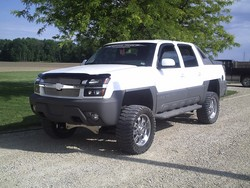 st8kfingers 2002 Chevrolet Avalanche