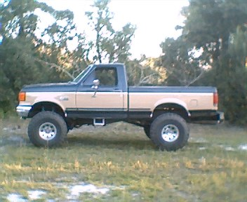 Ford F Pick Up Truck further Large besides Large furthermore F Before After in addition Img. on 1988 ford f 150 8 inch lift
