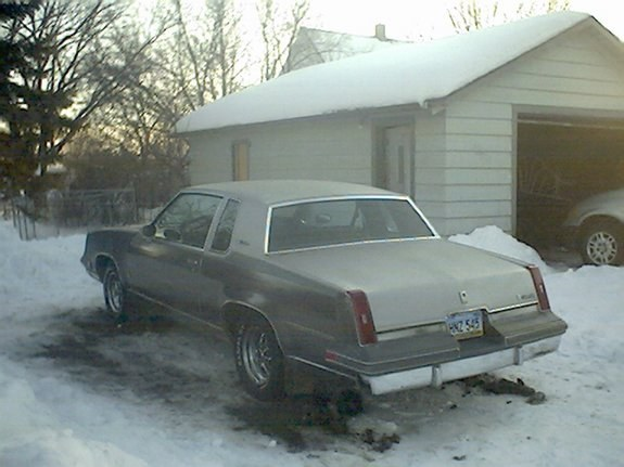 85-oldsCutlass 1985 Oldsmobile Cutlass Supreme 9568462
