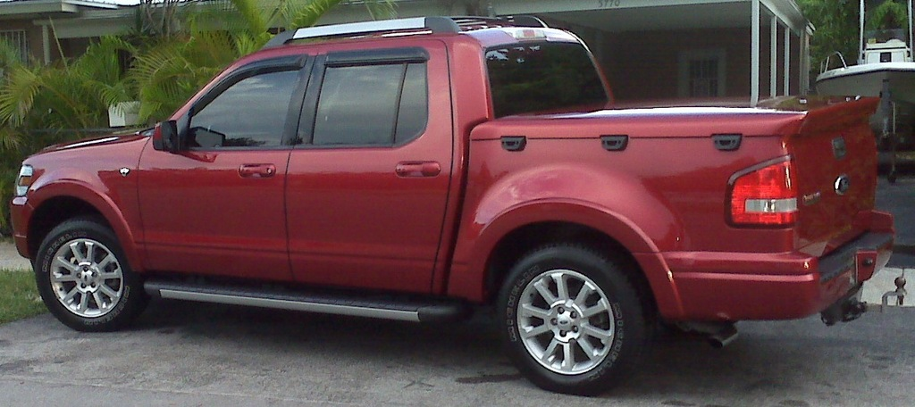 aquahlc 2007 ford explorer sport trac specs photos modification info. Cars Review. Best American Auto & Cars Review