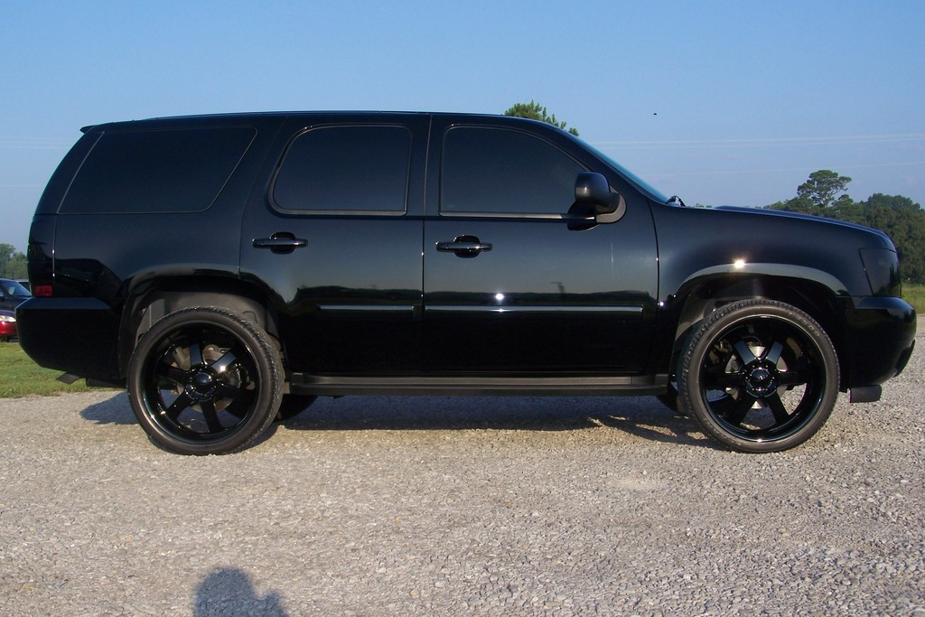 Murdered Out Lifted Tahoe / Leave a reply cancel reply ...