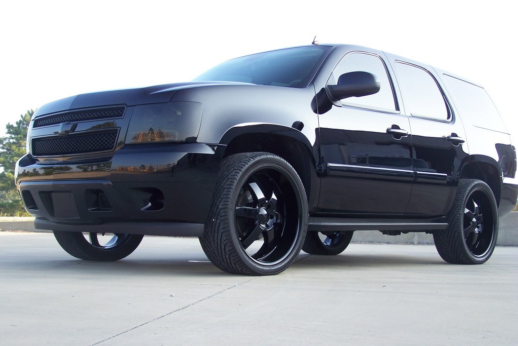 Blacked Out Tahoe >> Dereks99SS 2008 Chevrolet Tahoe Specs, Photos, Modification Info at CarDomain