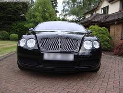 RudeBwoyJags 2005 Bentley Continental GT