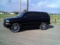 BLKDRMSs 2004 Chevrolet Tahoe