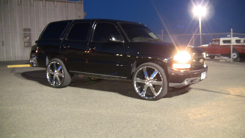 Blkdrms 2004 Chevrolet Tahoe Specs Photos Modification