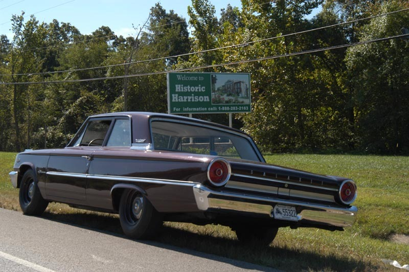 427_Rum_Runner's 1963 Ford Galaxie