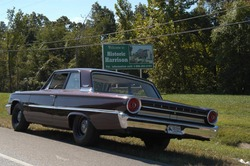 427_Rum_Runner 1963 Ford Galaxie